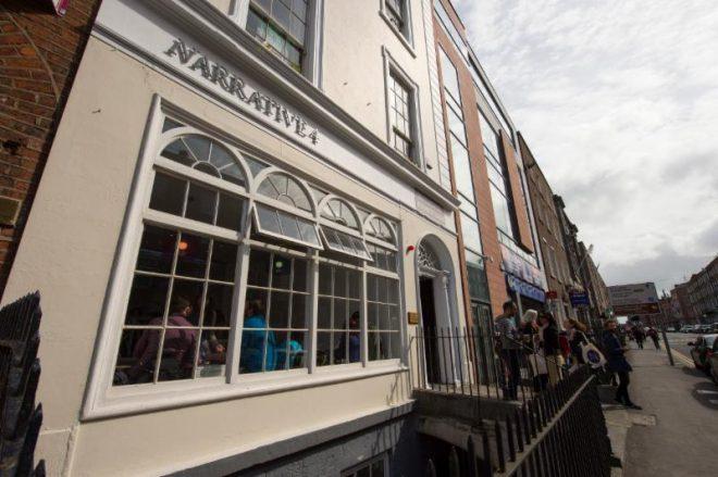 Our beautiful new home in Limerick. (Credit: Diarmuid Greene)