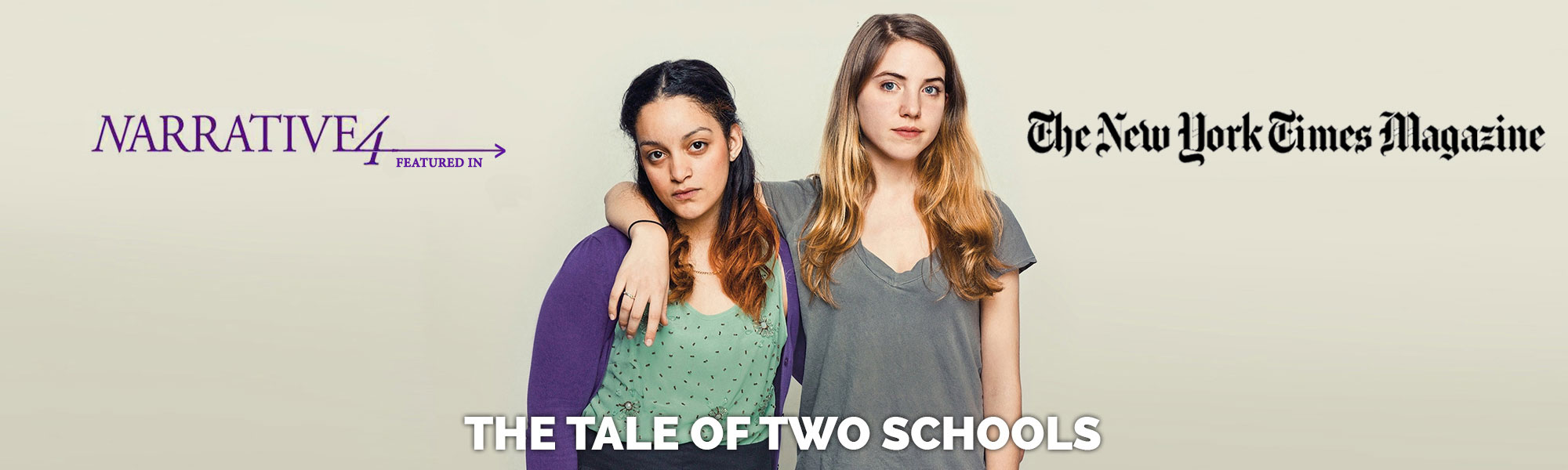 The Tale of Two Schools