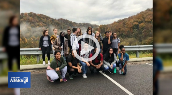A Great Divide: Bronx Students Engage in Cultural Exchange with